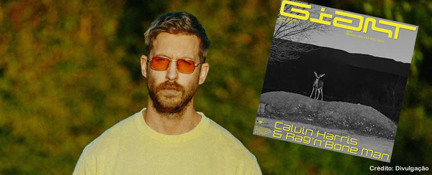 Calvin Harris lança novo single