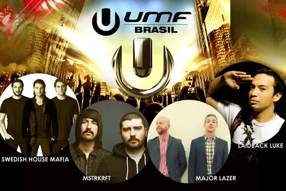 Ultra Music Festival trouxe New Order e Swedish House Mafia ao Brasil - Créditos: Divulgação
