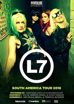 L7 no Brasil - Organização Powerline