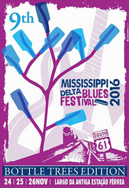 Mississipi Delta Blues Festival 2016
