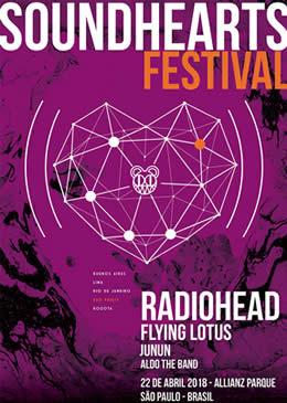 Radiohead - Soundhearts Festival